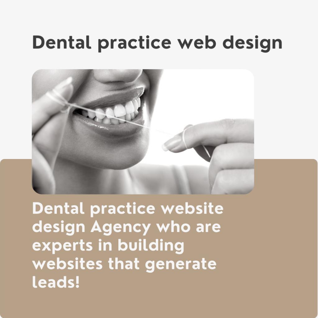 Dental practice web design | Puppetbrush
