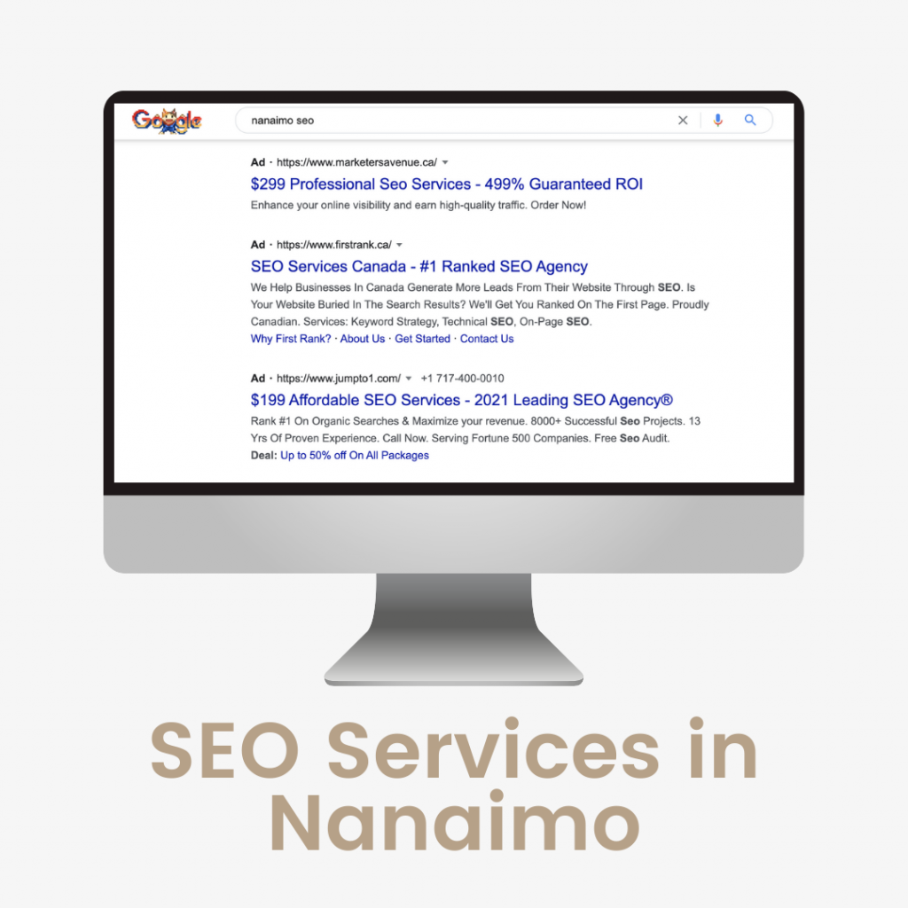 SEO services in Nanaimo | Puppetbrush