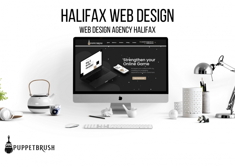 Halifax Web Design | Puppetbrush
