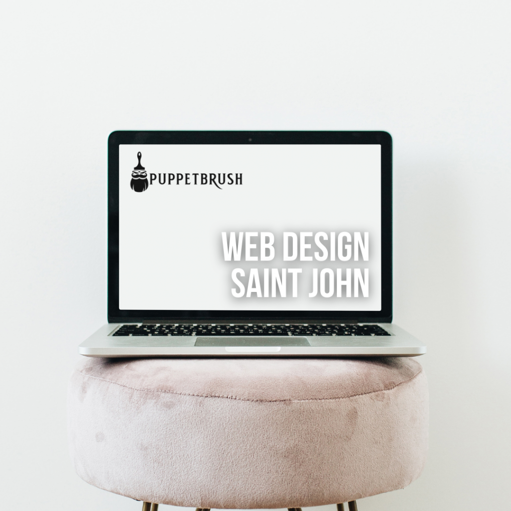 Web Design Saint John | Puppetbrush