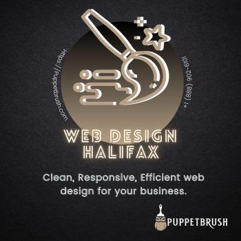 Web Design Halifax | Puppetbrush