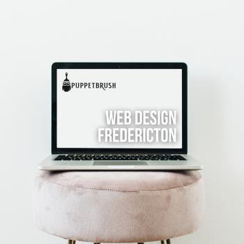 Web Design Fredericton | Puppetbrush